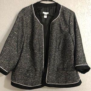 Fashion bug size 24 blazer